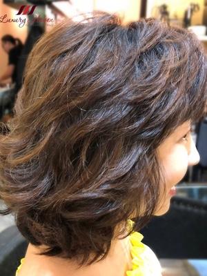 Прикорневая завивка волос Москва Салон красоты КУКЛА Цветной бульвар дом 21 стр 6 Тел. 8(954)881-4254