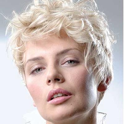 Химическая Завивка на короткие волосы Москва Салон красоты Кукла Цветной бульвар дом 21 стр 6 Тел. 8(495)995-5213 (001)