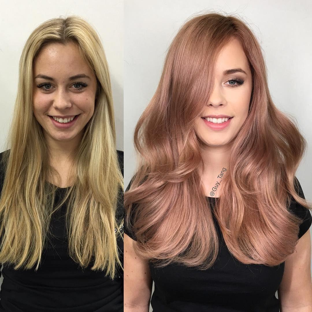 цвет волос для розовой кожи фото одно самых уязвимых